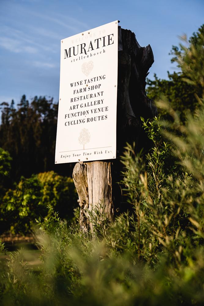Weingut Muratie Südafrika Stellenbosch