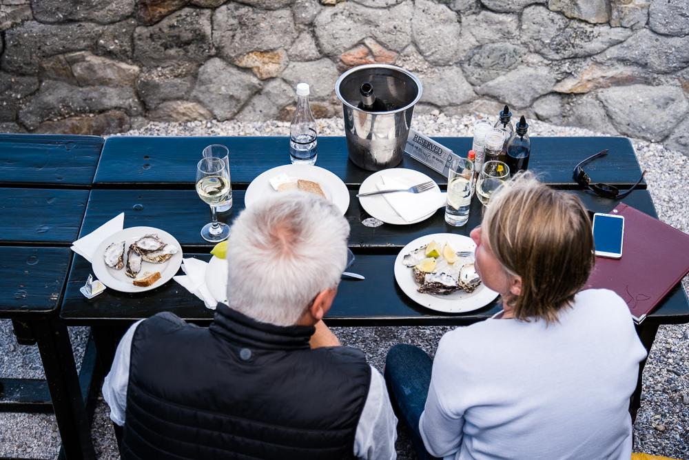 Bientang's Cave Restaurant Hermanus& Wine Bar