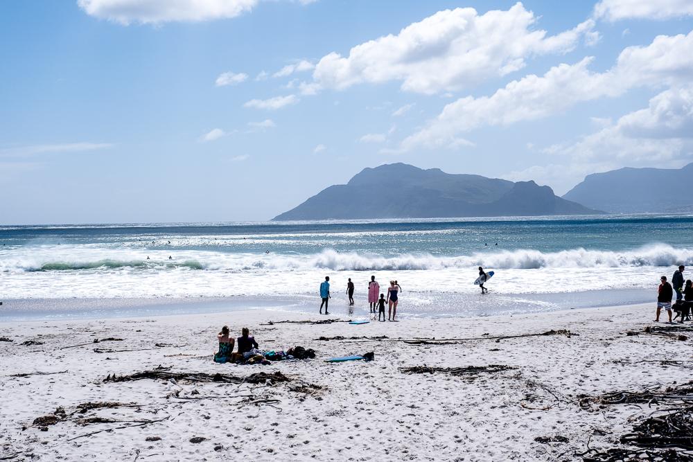 kommetjie long beach südafrika