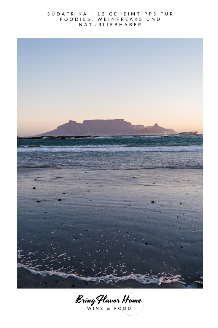 The Blue Peter Hotel Bloubergstrand Südafrika